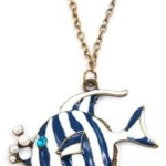 Seahorse & Fish Pendant Necklaces only $.99 cents each!