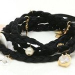 Leather Woven Charm Bracelets (6 Colors) Only $1.59 each with Free Shipping