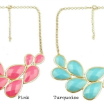 Gorgeous Statement Necklace only $6.99!