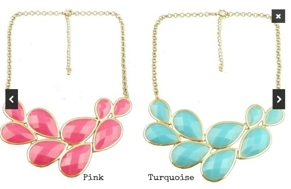 Anthropologie Inspired Big Petal Necklace & Large Rope Necklace! | Jane