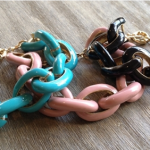 Chunky Chain Bracelets only $5.99!