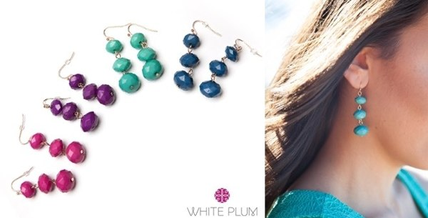 Genoa Statement Earrings! 4 Color Options! | Jane