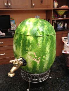 watermelon-spout