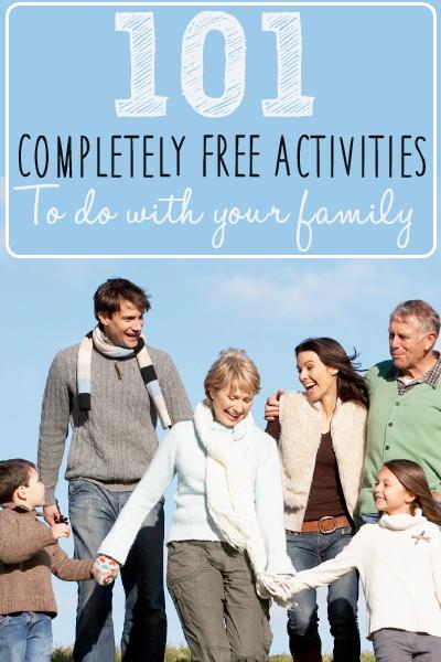 free-activities