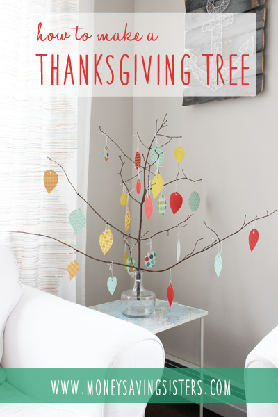 how-to-make-thanksgiving-tree