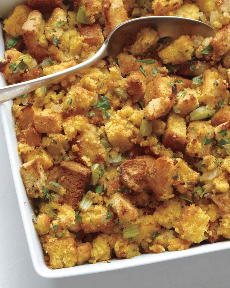 10 Of The Most Pinned Thanksgiving Stuffing Recipes