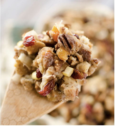 cranberry-pecan-stuffing