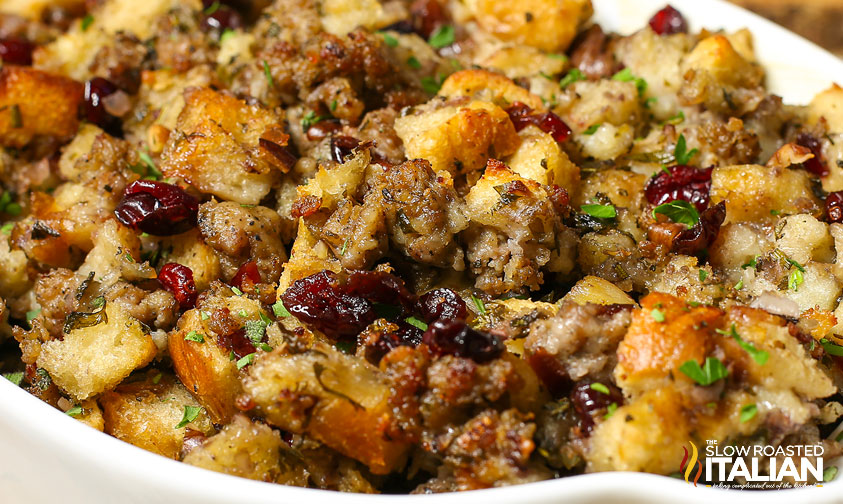 ... the Most Pinned Thanksgiving Stuffing Recipes | Money Saving Sisters