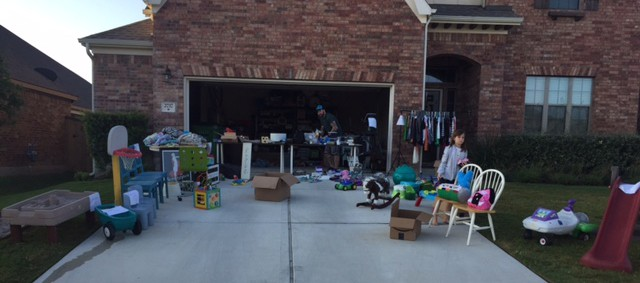 how i made 500 at my yard sale