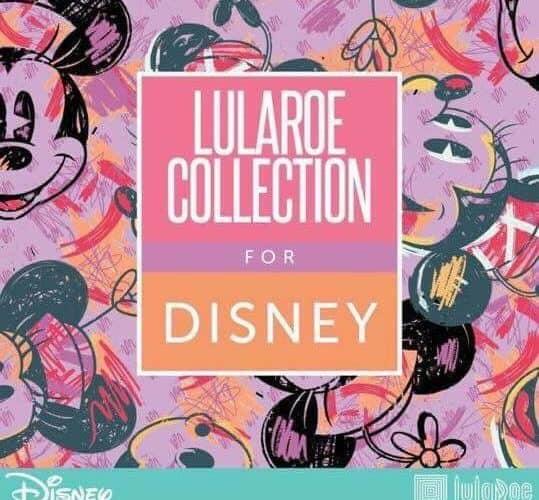 Lularoe & Disney Collaboration – Everything we know so far!