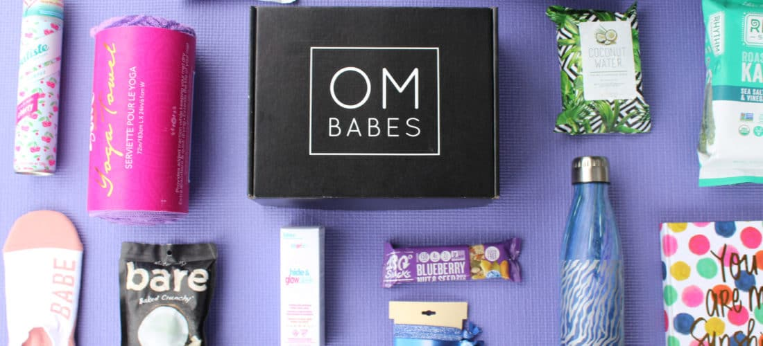 Om Babes Yoga Subscription Box Review